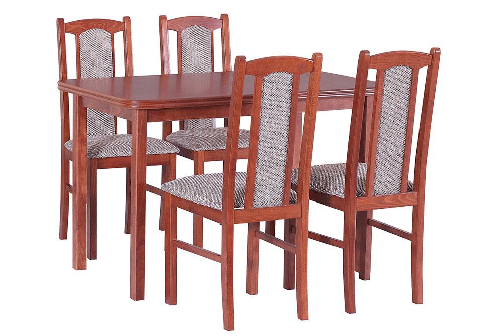Стол MAX IV со стульями BOSS VII