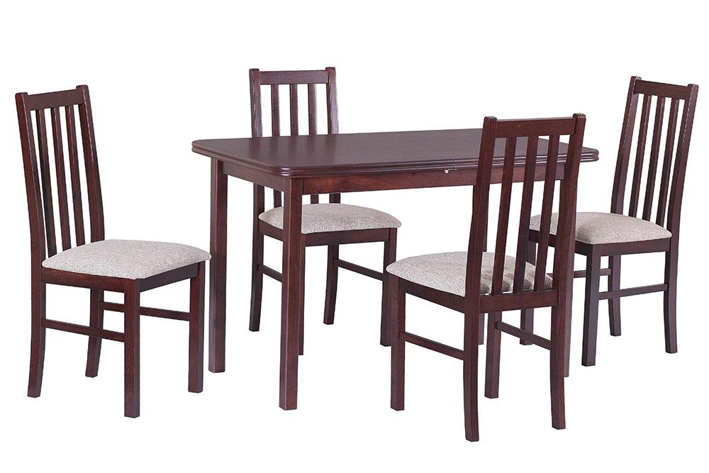 Стол MAX IV со стульями BOSS X