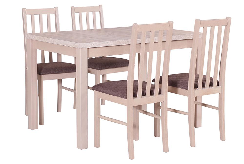 Стол MAX V  со стульями BOSS X