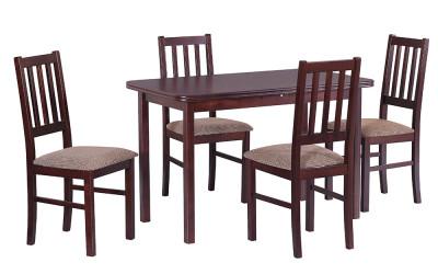 Стол  MAX IV со стульями BOSS IV