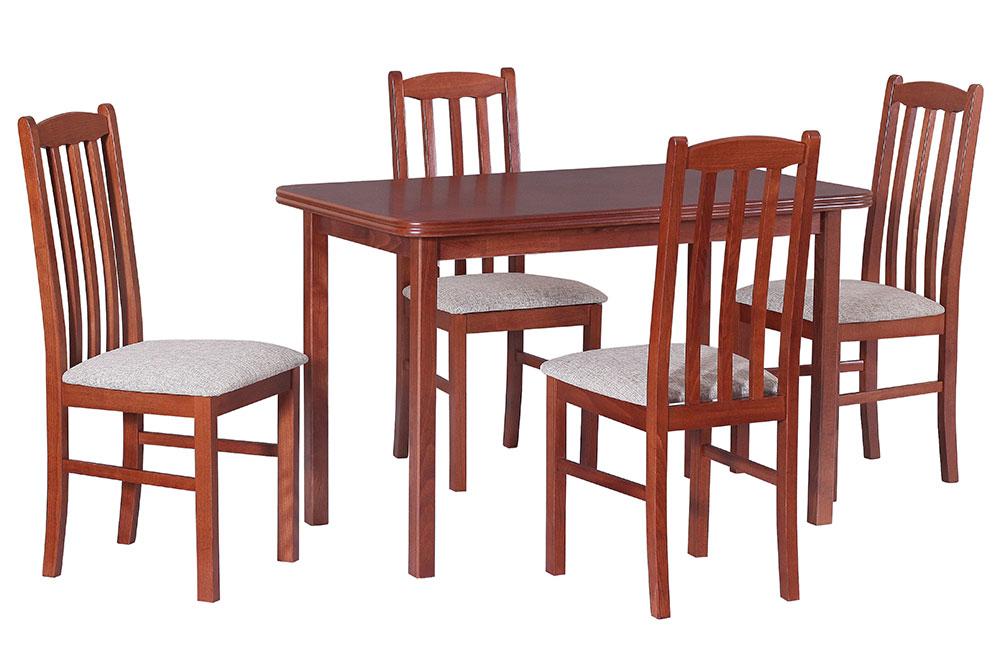 Стол MAX IV со стульями BOSS XII