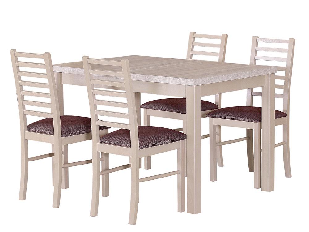 Стол MAX V со стульями NILO IX