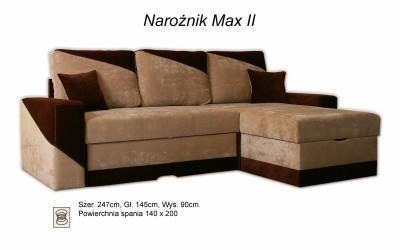 Угловой диван Max II