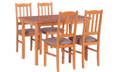Стол MAX IV со стульями BOSS III