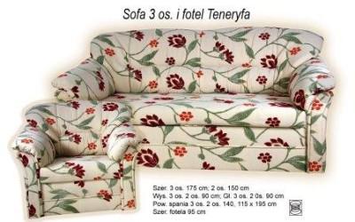 Комплект мягкой мебели Tenerifa