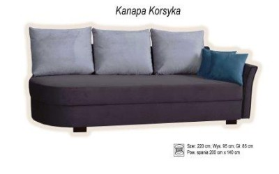 Диван-кровать Korsyka
