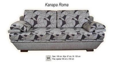 Диван-кровать Roma