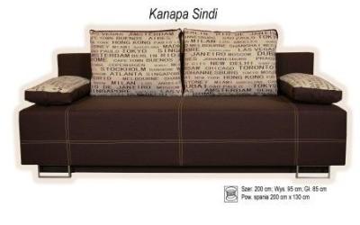 Диван-кровать Sindi