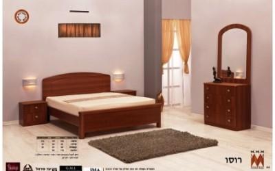 Модель спальни Россо