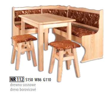 Комплект «Кухонный уголок NR 112»