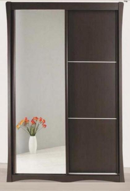Шкаф с раздвижными дверями Yam